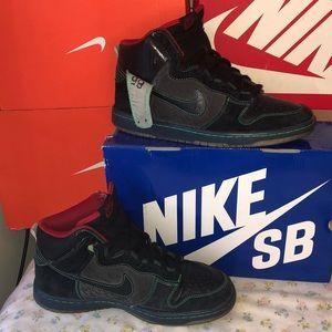 Twin peak Nike SB